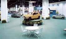 1971 Chicago Auto Show Honda