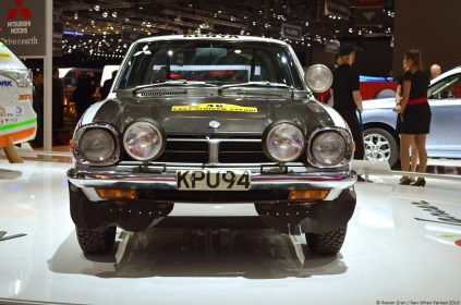 1974 Mitsubishi Lancer 1600GSR Safari Rally 02