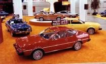 1977 Chicago Auto Show Mitsubishi