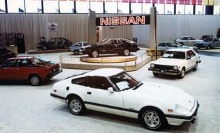 1982 Chicago Auto Show Nissan