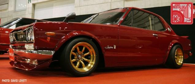 262-DL0617_Nissan Skyline C10 hakosuka
