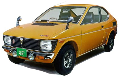 Suzuki Fronte Coupe 11