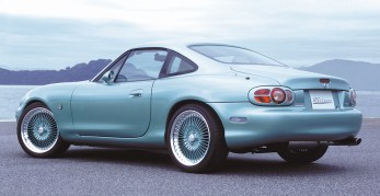 2002 TAS Mazda MX-5 Miata RS Coupe