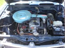 1974 Toyota Corolla 1600 Deluxe 11