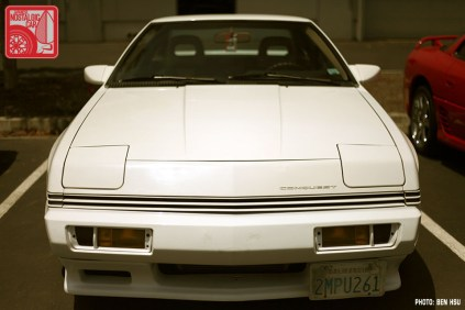 006-9611_Mitsubishi Starion Chrysler Conquest