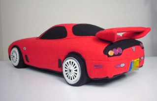 Rocket Craft plush Mazda RX7 FD