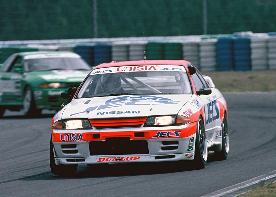 The R32 Nissan Skyline GT-R is officially a Japanese ...