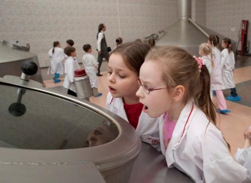 экскурсии для школьников на производство
