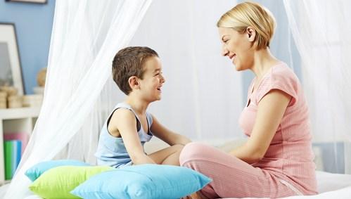 договариваться с ребенком