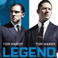 Legend movie trailer and poster starring Tom Hardy
