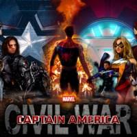 Captain America: Civil War movie trailer lands
