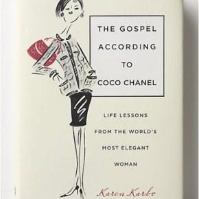 The Gospel According to Coco Chanel $11.61 (Barnes & Noble)