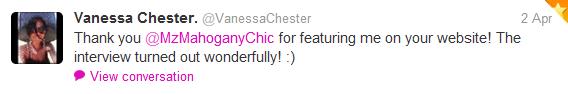 Vanessa Chester