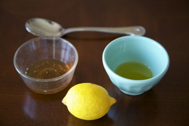 Lemon Honey Olive Oil Ingredients