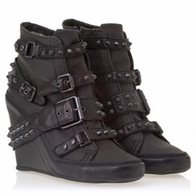 """Ash wedge Madonna sneaker"""