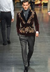 Dolce Gabbana Men Suit