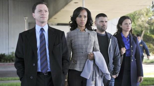 Scandal: Kerry Washington - Olivia Pope