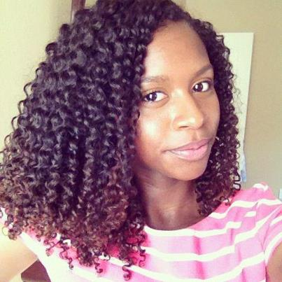 Mahogany Curls