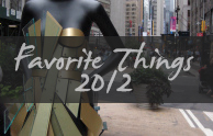 FavoriteThings2012