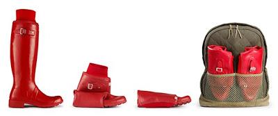 Hunter Folding Boots