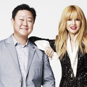 ShoeDazzle's Brian Lee and Rachel Zoe (Photo Credit: Courtesy Photo)