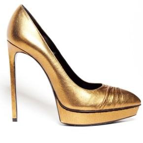 Gold Rush Saint Laurent