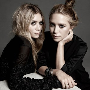 Mary -Kate and Ashley