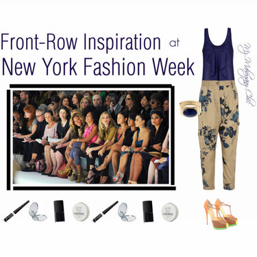 Solane: Front Row Inspiration