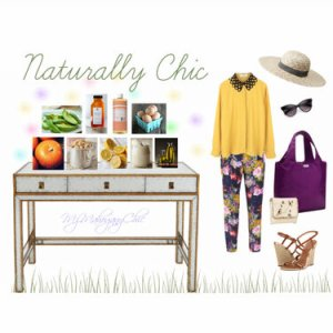 Naturally Chic from Mz Mahogany Chic on Polyvore