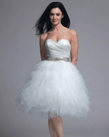 Modern Trousseau Short Dress