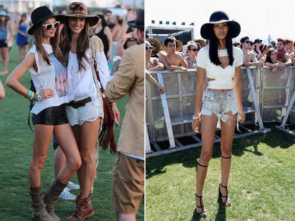 VS Models Coachella