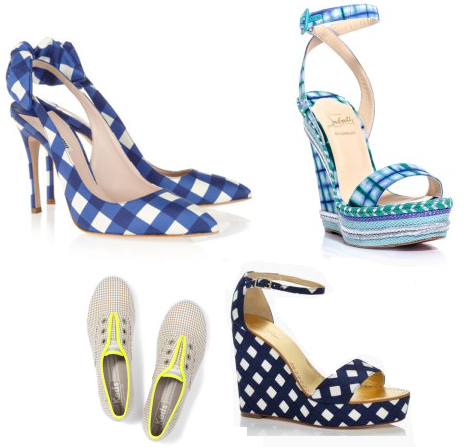 Gingham_Shoes