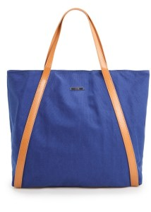 Mango Cotton Shopper Bag $29.99.