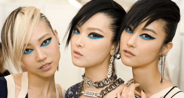 Resort 2014 Beauty Trends