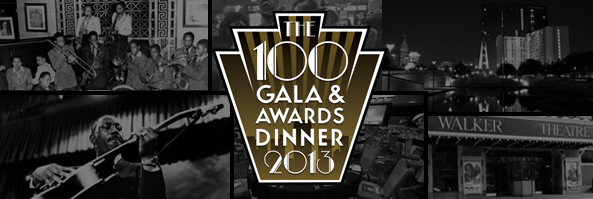 100 Black Men gala and awards logo