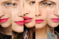 DVF Beauty Fall Collage