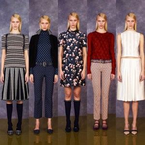 Tory Burch Collage