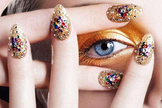 Adornment nails
