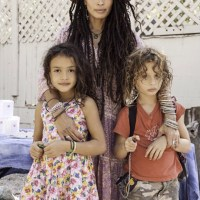 LISA BONET Shares Pics of Her Other Two Children: Lola & Wolf