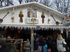 Champs Elysees Christmas Market 2