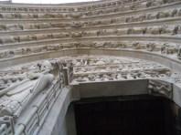 Notre Dame for Christmas mass 5