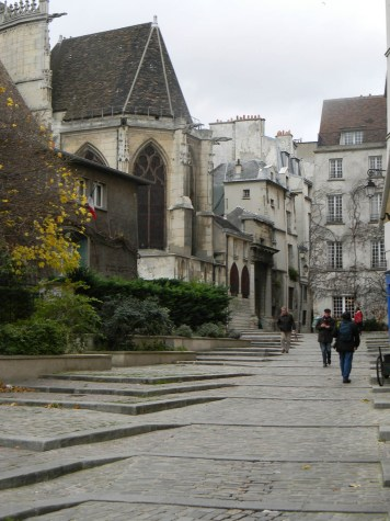 Passage in the 4th Arrondissement