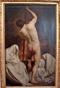 Caron Pasant le Ombres, by Pierre Subleyras