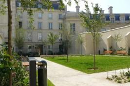 Jardin Saint-Aignan