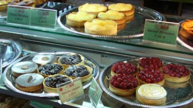 Pastries at Legay Choc