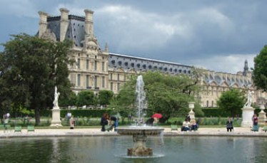 Louvre from Tuileries 2