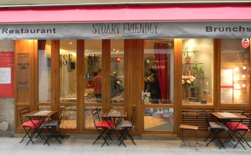 Stuart Friendly