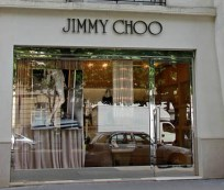Jimmy Choo on Avenue Montaigne