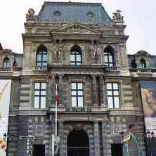 Louvre entrance - Copy