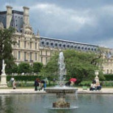 Louvre from Tuileries 2 - Copy